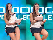 Upskirt pics of female tv presenters life for