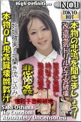Tokyo-Hot n0532 – Saki Oshima : Pet Slave