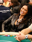Tia Carrere @ 6th Annual World Poker Tour Invitational Kick Off at the Commerce Casino in Los Angeles