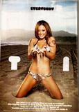 Tila Tequila in bikini