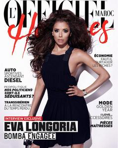 Eva Longoria - L'Officiel Hommes February '13