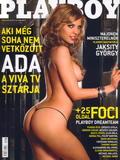 Ada - Playboy 2009 május