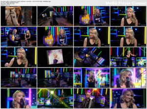Emily Osment - Interview + Love Sick - 12.23.10 (The View) - HD 720p