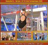 Queensberry - TV total Turmspringen (water jumping) - 2 Videos