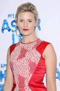 Maggie Grace - My Name Is Asher Lev Off Broadway Opening Night in NY 11/28/12