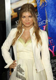 Fergie shows cleavage at Sex and the City premiere in New York City
