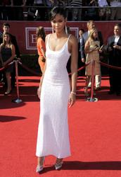 Шанель Иман, фото 523. Chanel Iman - Booty in dress at 2012 ESPY Awards at Nokia Theatre LA Live in LA, 11 July 11, foto 523